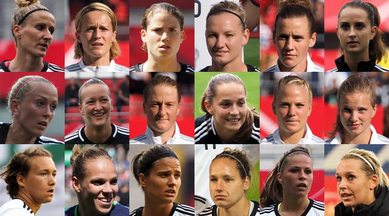 Deutschland Nationalelf Kader Olympische Spiele