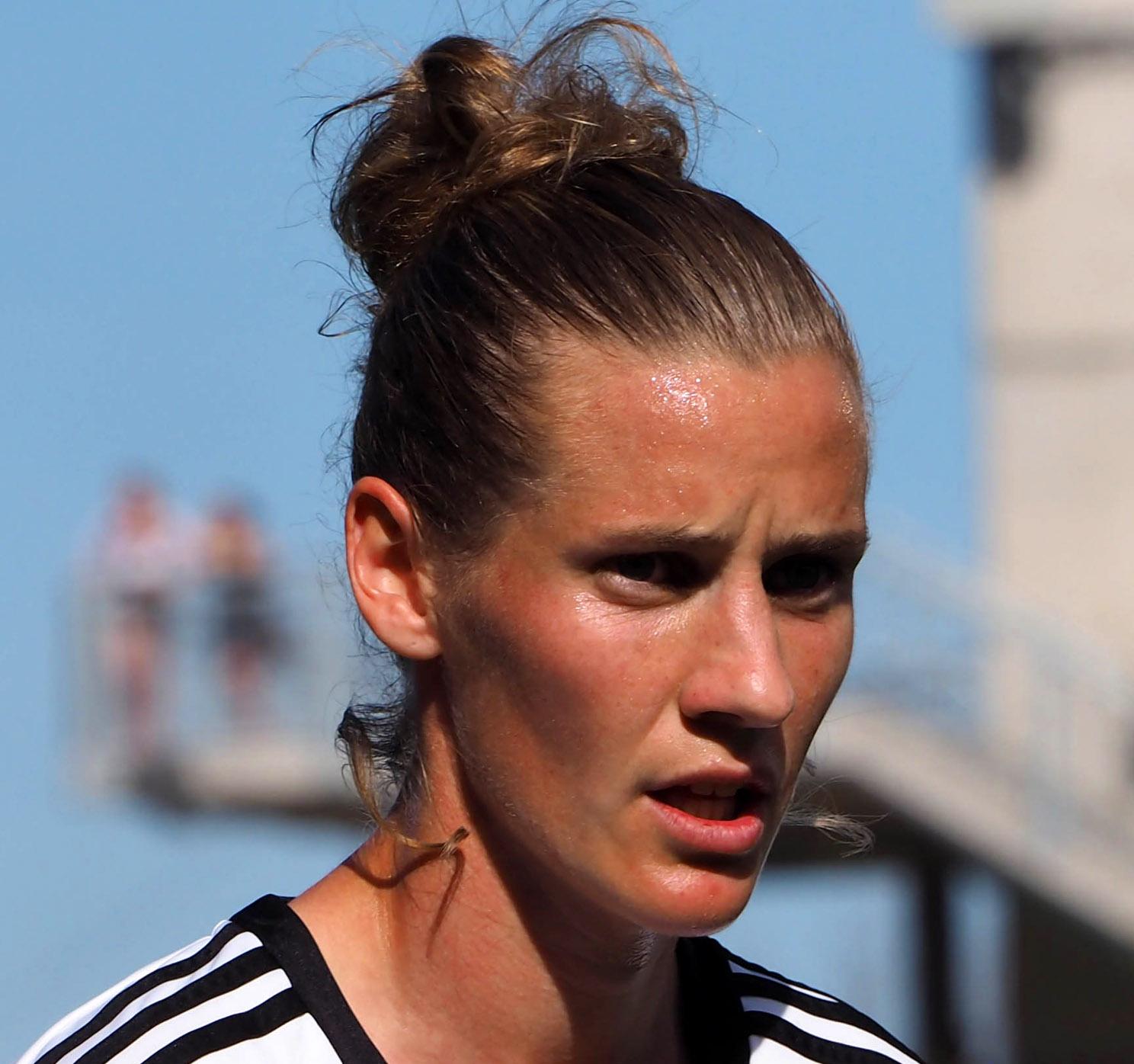 Simone Laudehr wechselte von Frankfurt nach München - Foto: Uta Zorn