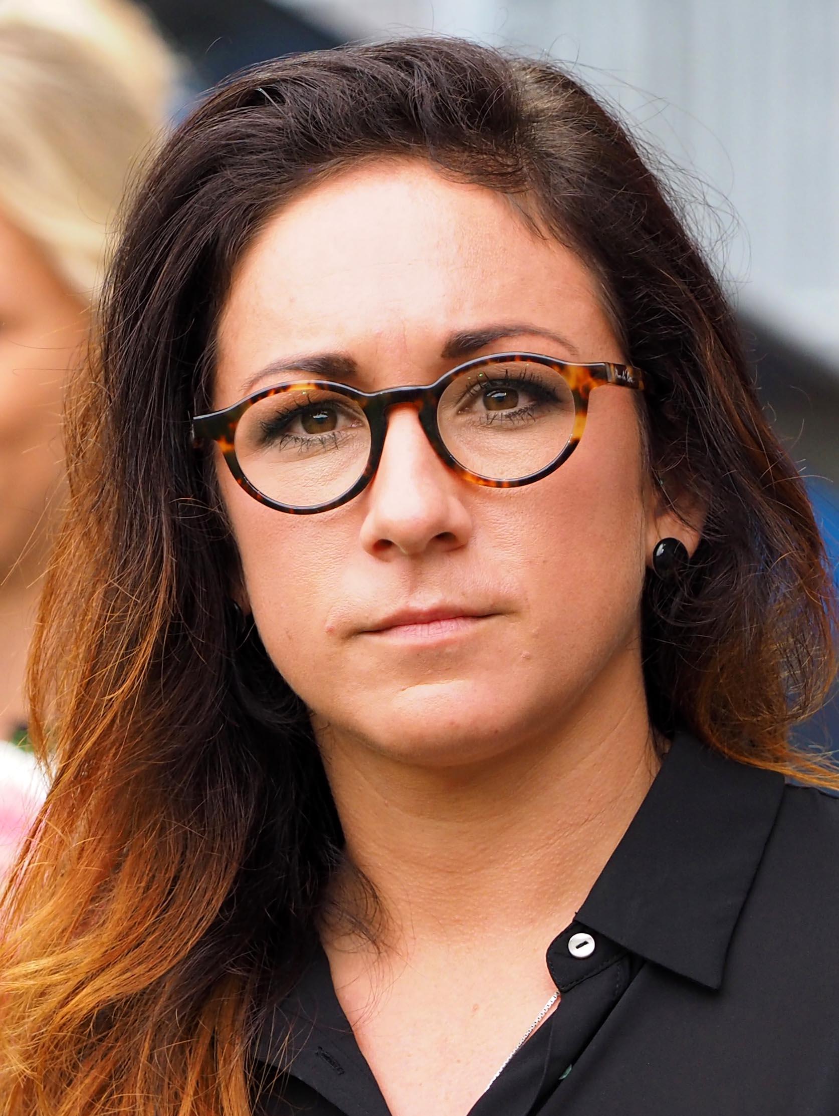 Nadine Keßler - Foto: Uta Zorn