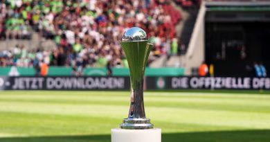 Der Pokal geht nach Wolfsburg